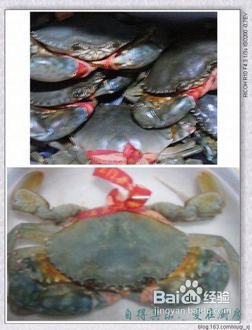 三门青蟹怎么做好吃